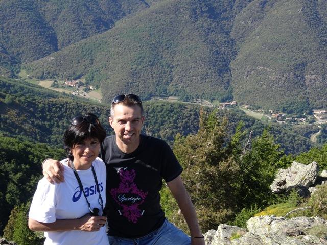 Valérie et Fabrice du camping Le Mouretou