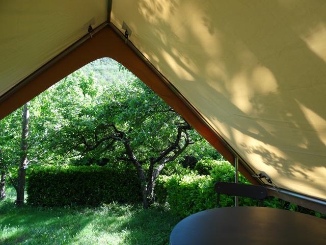 canada treck camping insolite aigoual