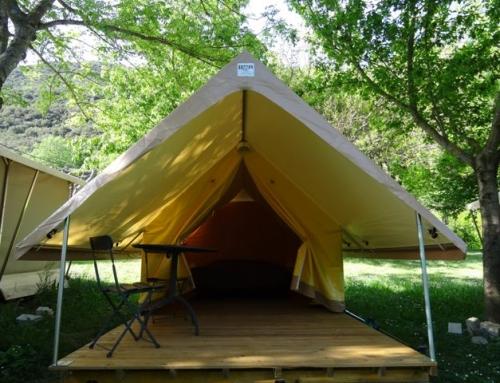 La Canada Treck, pour camper version 'glamour'