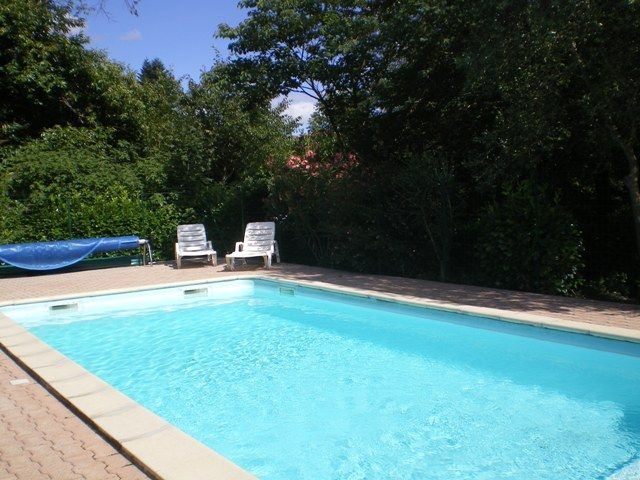 piscine chauff e camping restaurant le mouretou. Black Bedroom Furniture Sets. Home Design Ideas