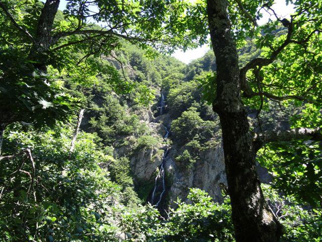 randonnée cascade de l'Hérault Aigoual en Cévennes