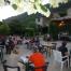 soirée concert camping Valleraugue