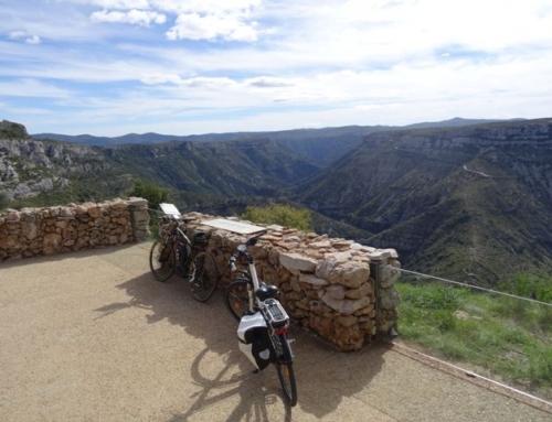 Séjour Vélo en Cévennes, 3 jours/2nuits