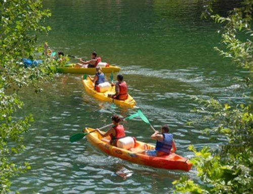 Canoë sur l'Hérault et activités pleine nature