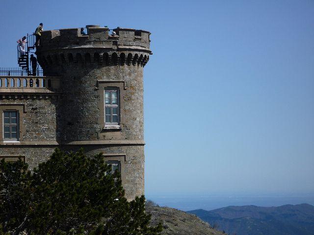 observatoire metéo Mont Aigoual