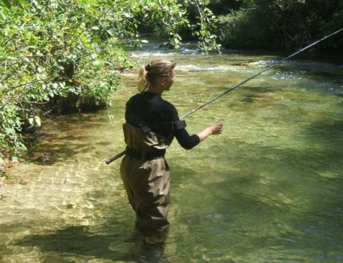 Séjour pêche en Cévennes, 2 jours/1 nuit