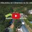 Vidéo du camping vu du ciel
