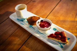 Café gourmand restaurant le Mouretou Valleraugue