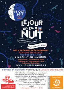 Jour de la nuit 2017 à Valleraugue