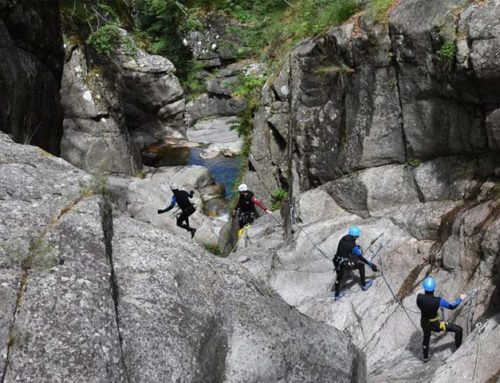 Canyoning in the Cévennes for everybody
