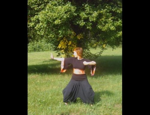 Qi gong classes, summer 2018