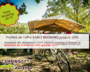 Offres early booking camping le mouretou 2019