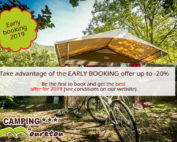 Early booking 2019 camping le mouretou valleraugue